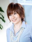 吉瀬美智子風大人カジュアルカール